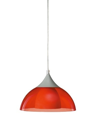 Philips FLAVIO Pendant Sarkıt Kırmızı